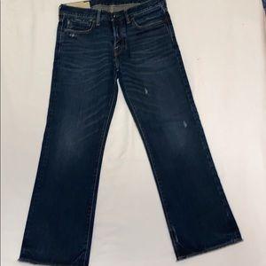Vintage A&F Jeans- Kilburn Low Rise Bootcut